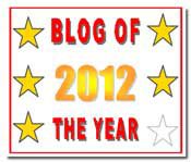 Blog of the Year Award 5 star thumbnail
