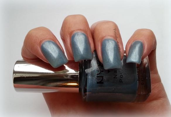 nyx indigo blue