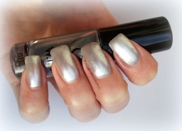 """W.I.C. by Herôme """"So Undercover"""" (swatches & review ..."""