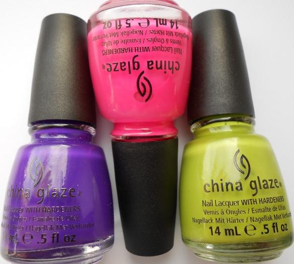 china glaze cirque du soleil