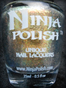 ninja polish zultanite bottle