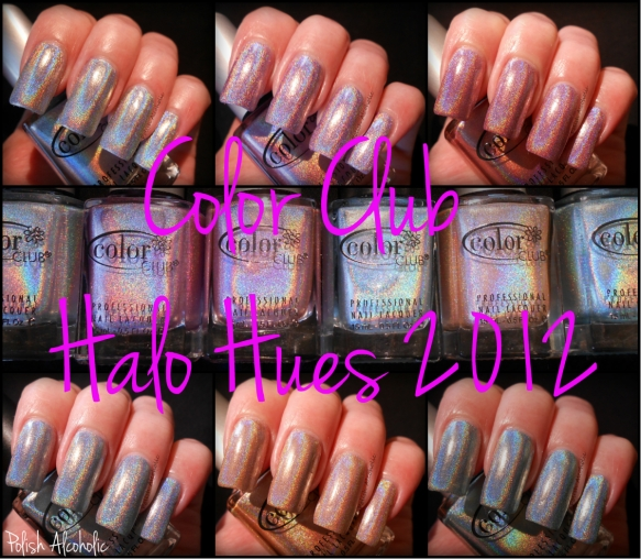 color club halo hues 2012