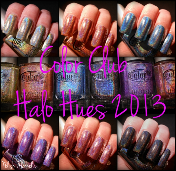 color club halo hues 2013