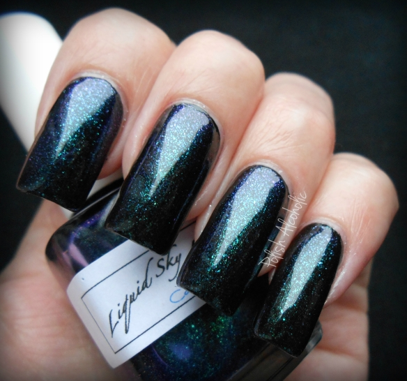 liquid sky lacquer evening fireflies