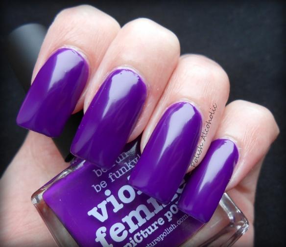 picture polish violet femme