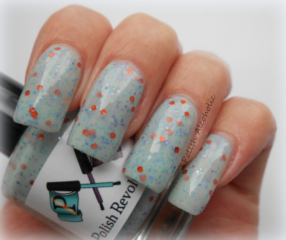 polish revolution florals for spring