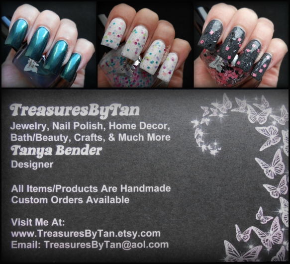 treasures by tan