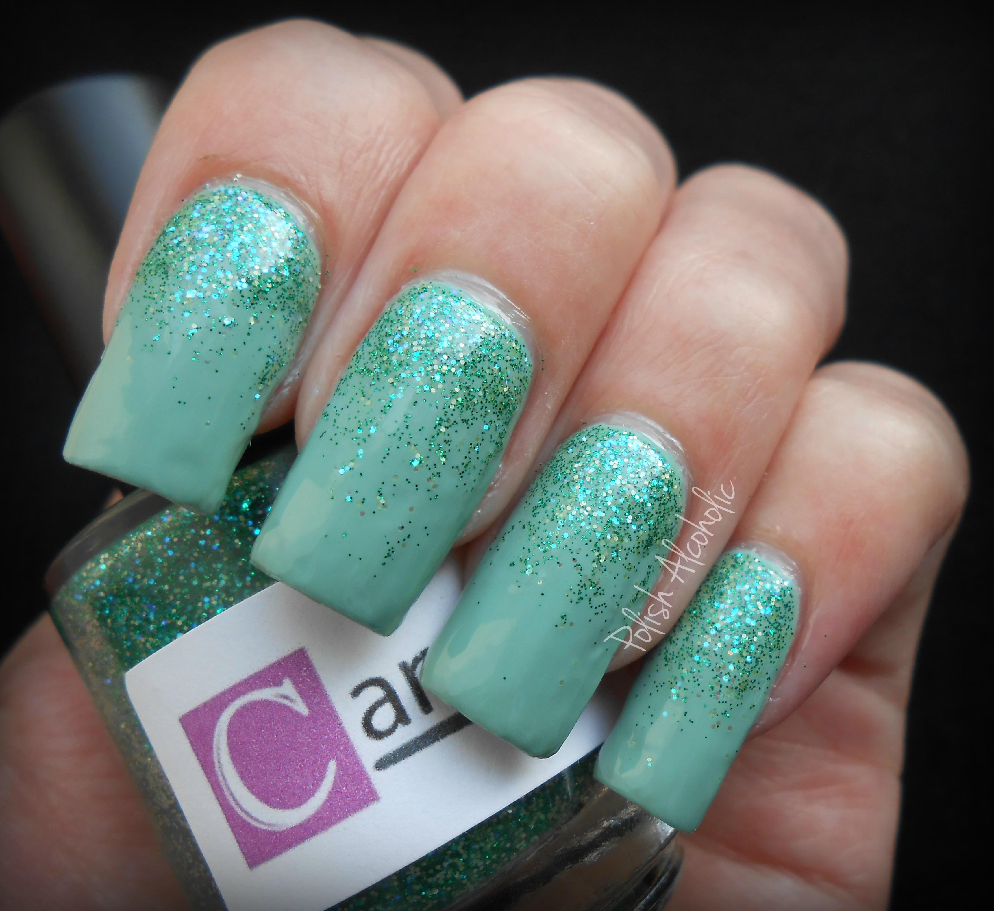 Canvas Nails Emerald City