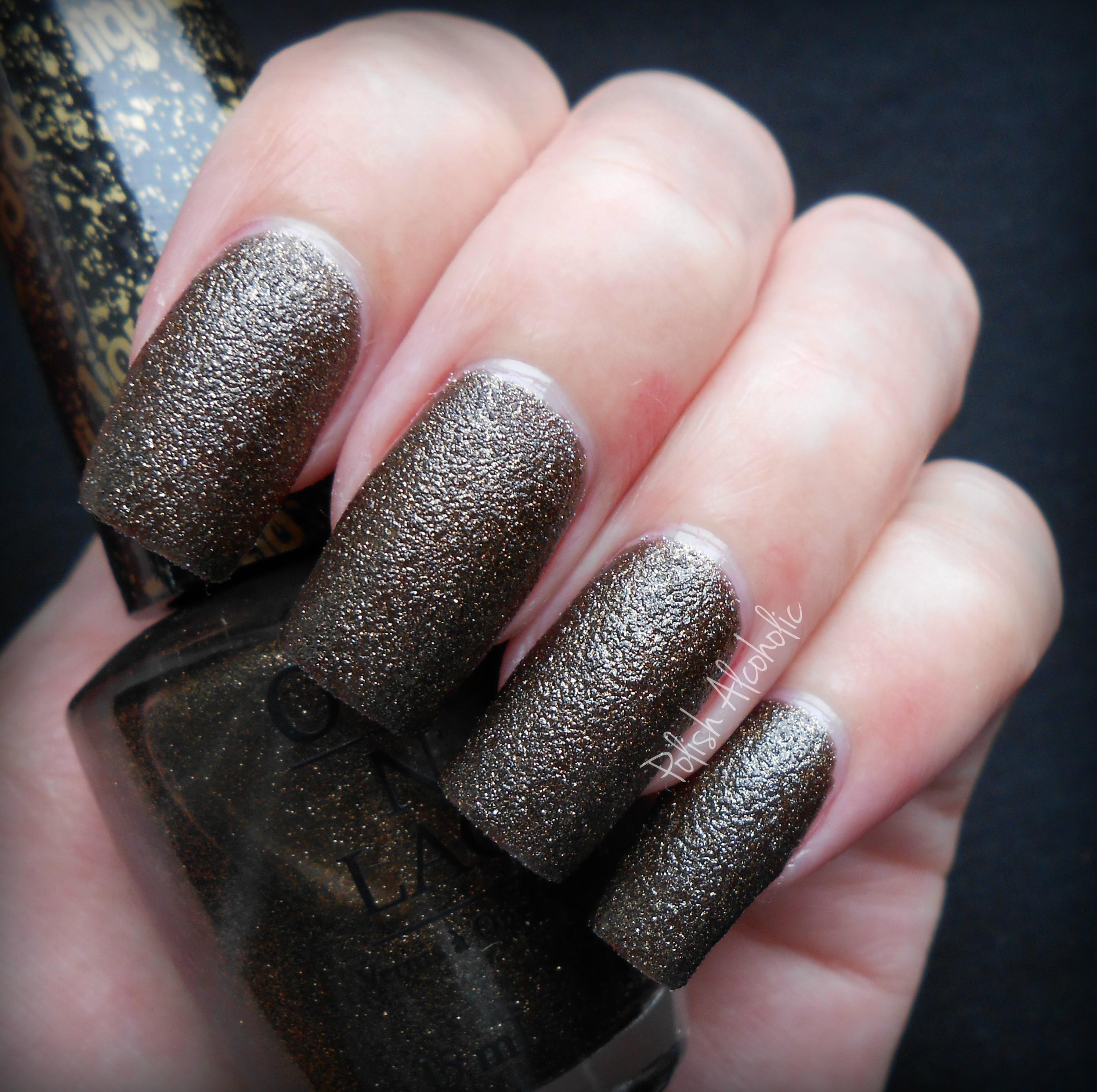 opi textured nail polish | Polish Alcoholic