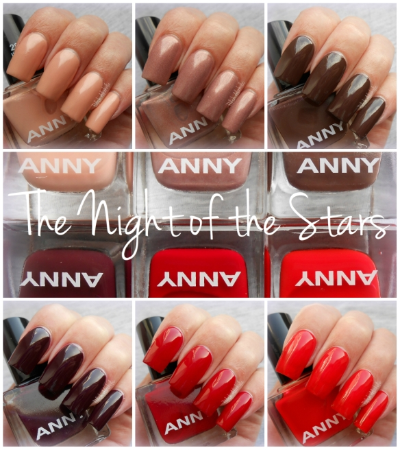 anny the night of the stars