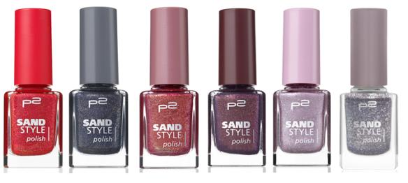 sand style polishes
