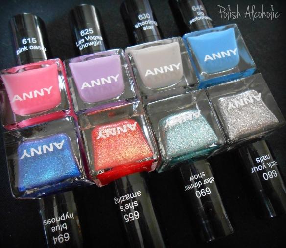 anny desert glam bottles