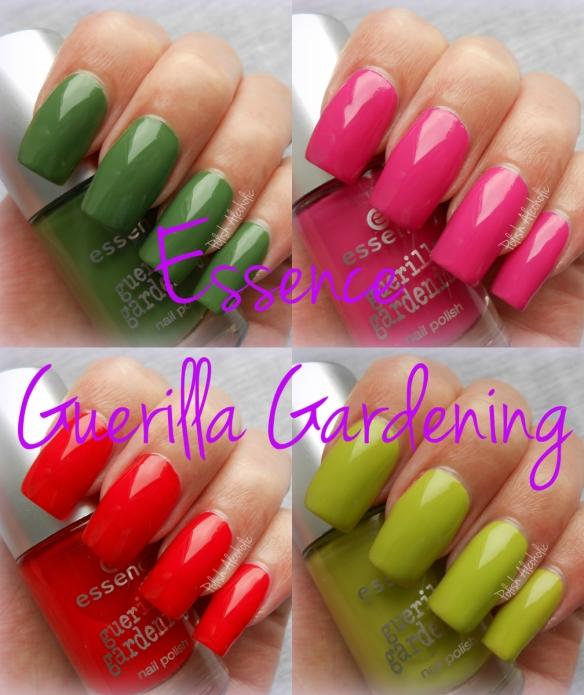 essence guerilla gardening