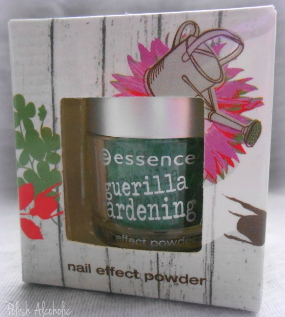 essence nail effect powder