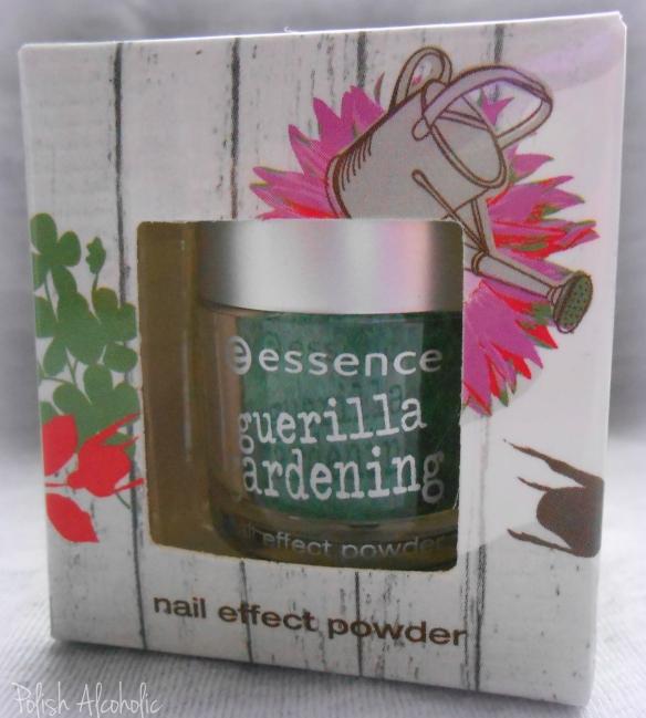 essence nail effect powder