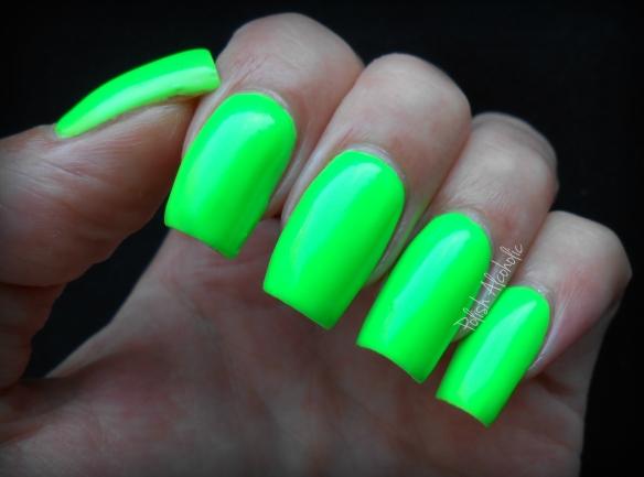 models own toxic apple - ice neon