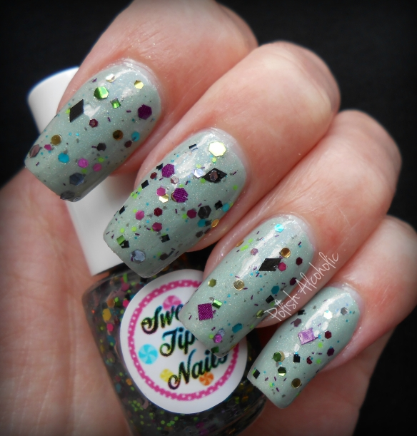 sweet tips nails ugly zombie