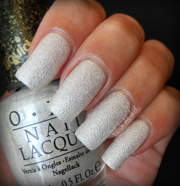 textured opi solitaire