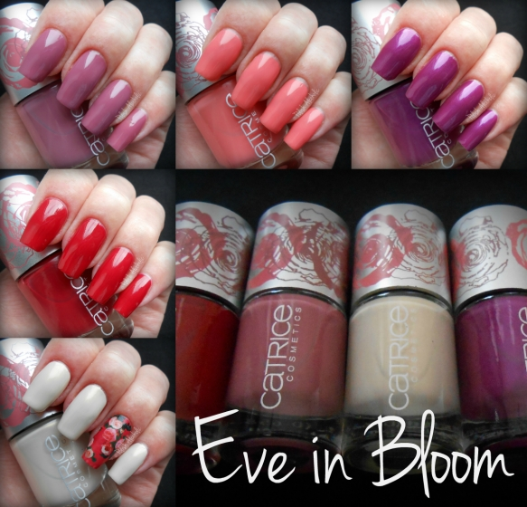 Catrice - Eve in Bloom Collection