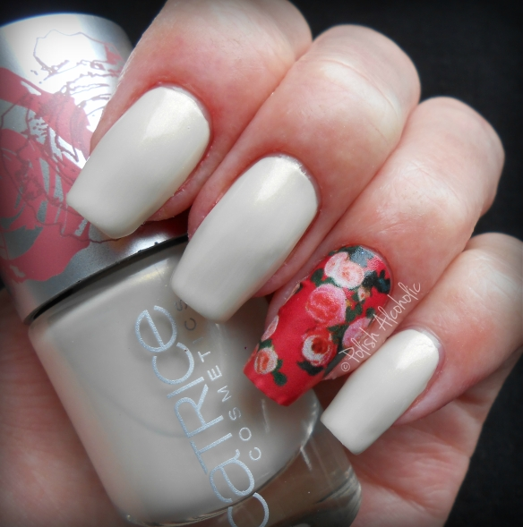 Catrice Nails in Bloom foil