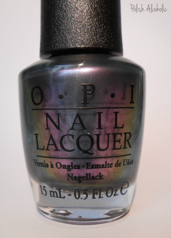 OPI Peace & Love & OPI bottle