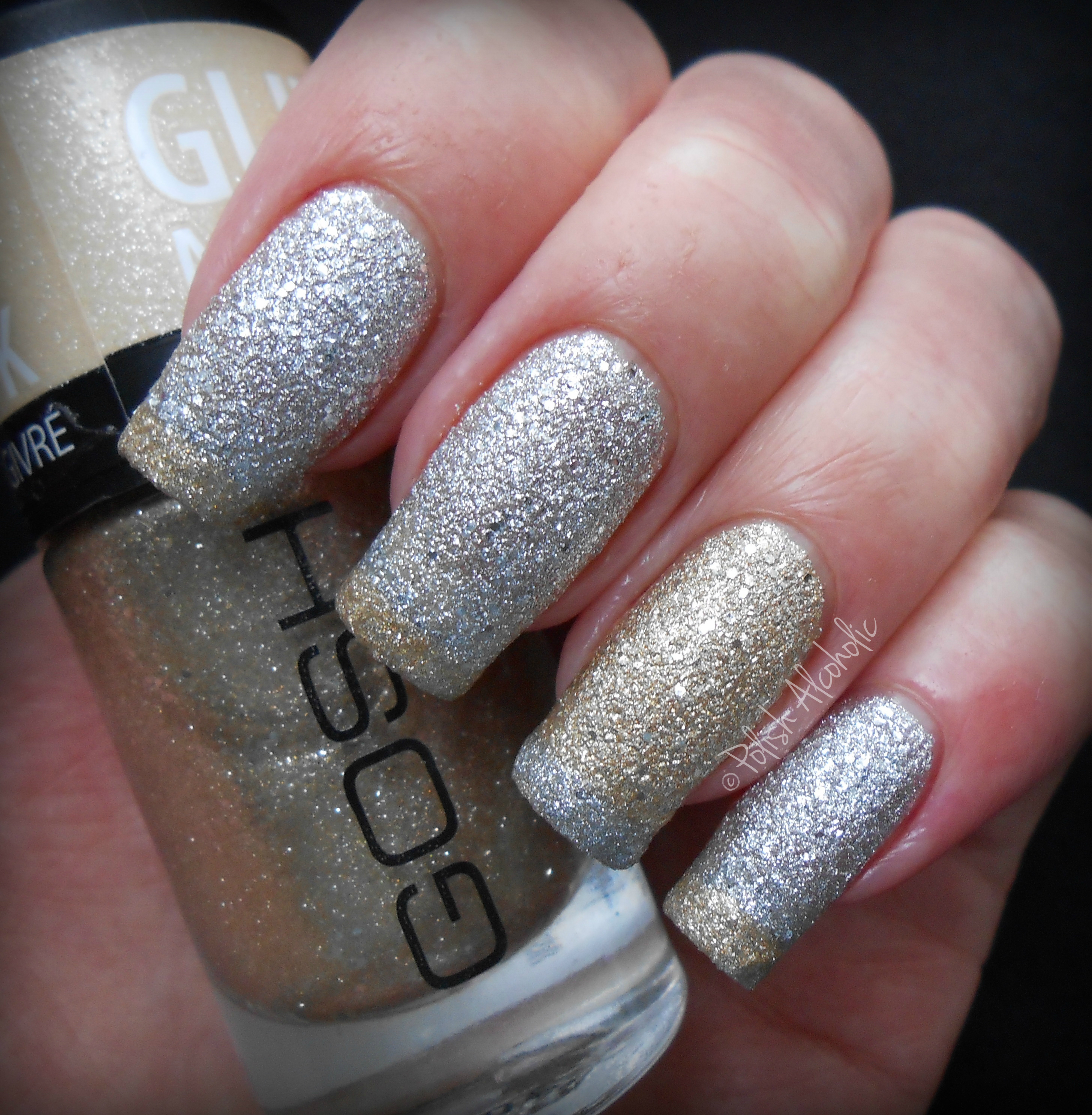 Gosh: Frosted Silver & Frosted Gold | Polish Alcoholic