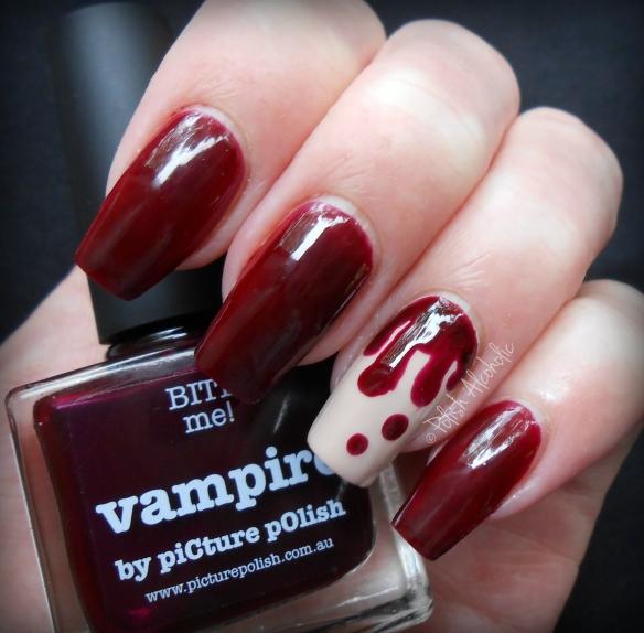 piCture pOlish - Vampire