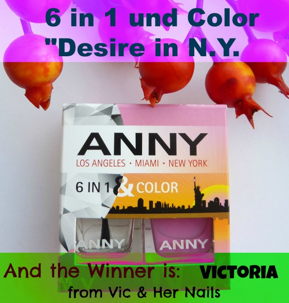 ANNY winner