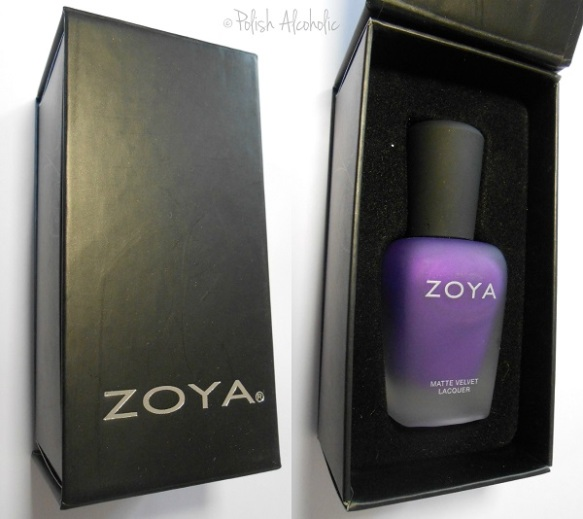 Zoya - Savita bottle
