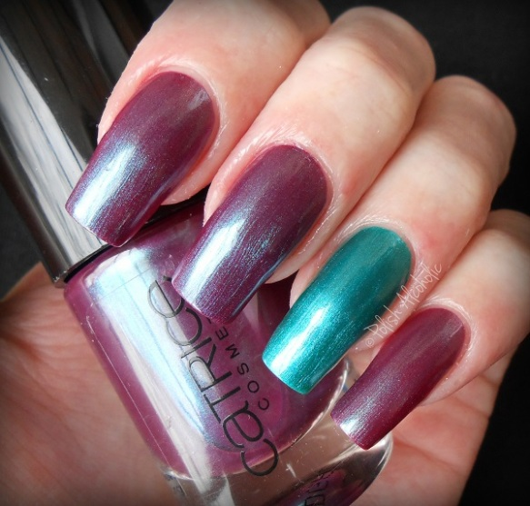 catrice - berry potter plubledore - mermaid my day
