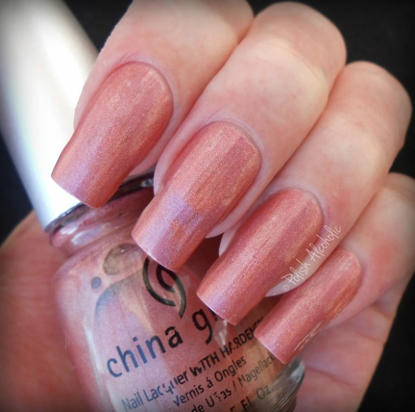 china glaze - ttyl nl