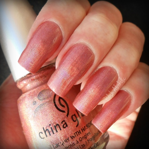 china glaze - ttyl sl