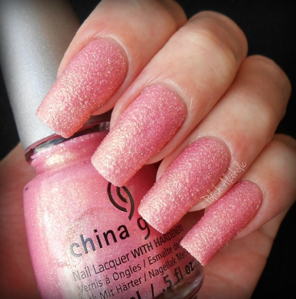 china glaze - wish on a starfish