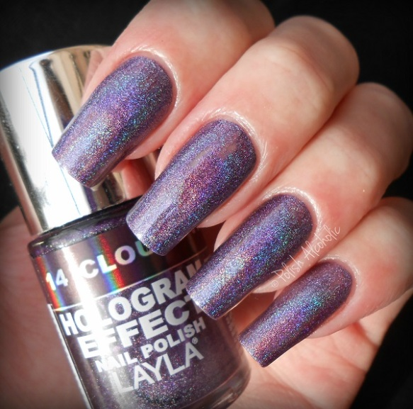 layla - cloudy violet sl