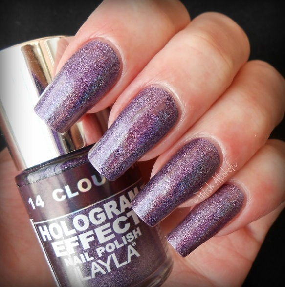 layla - cloudy violet