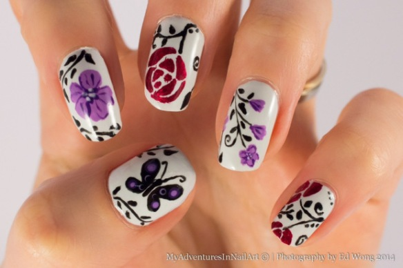 my adventures in nail art