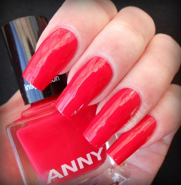 anny - red inspiration