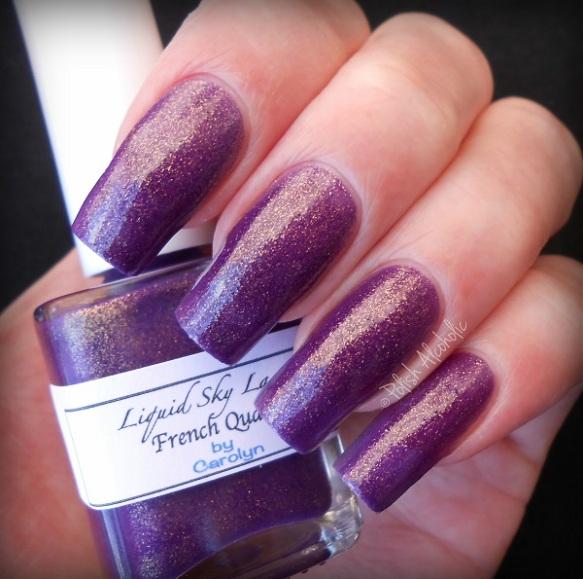 liquid sky lacquer - french quarter cold