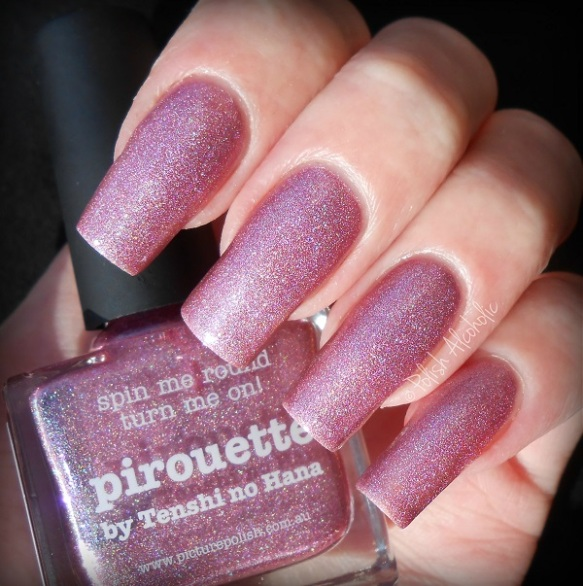 picture polish - pirouette sl