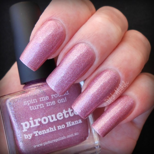 picture polish - pirouette