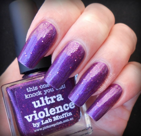 picture polish - ultra violence