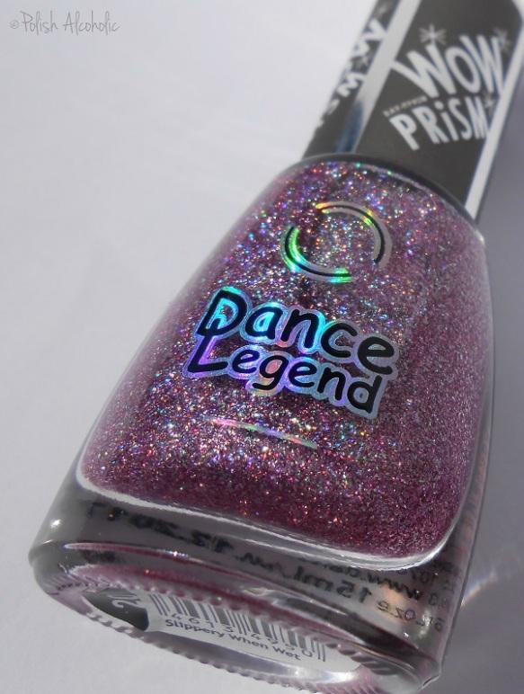 dance legend - slippery when wet bottle