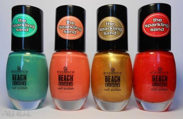 essence - beach cruisers - bottles