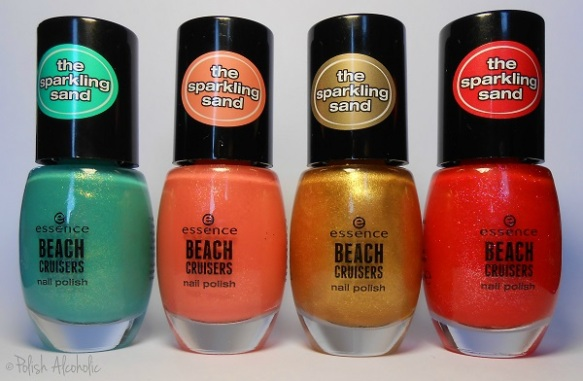 essence - beach cruisers - bottles