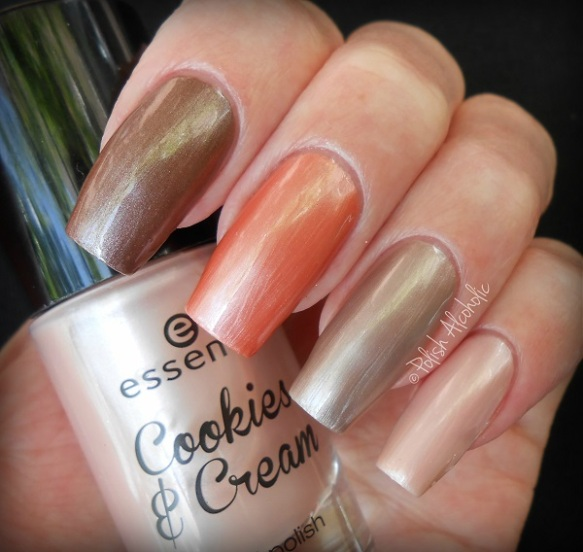 essence - cookies and cream