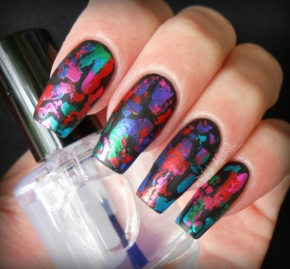 foil hypnotic polish matte