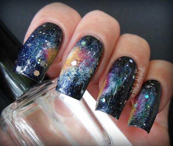 Galaxy Nail Products: Galaxy Nails – Tutorial