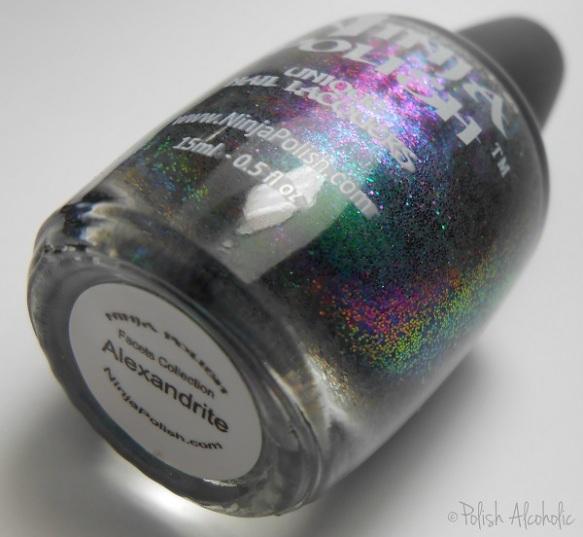 ninja polish - alexandrite bottle1