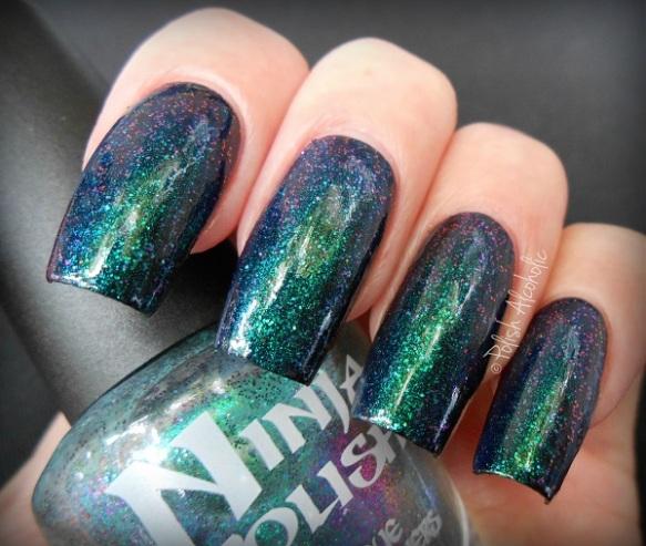 ninja polish - alexandrite1