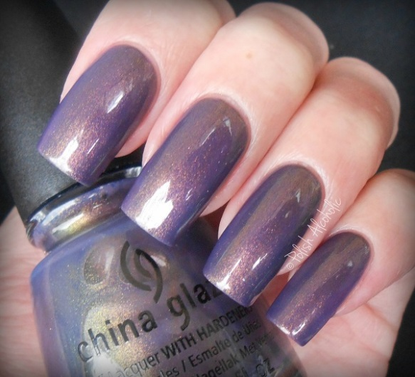 china glaze - choo choo choose you